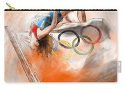 Olympics High Jump Gold Medal Ivan Ukhov Carry-all Pouch