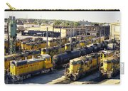 Omaha Union Pacific Maintenance Shops Carry-all Pouch