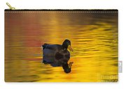 On Golden Waters Carry-all Pouch