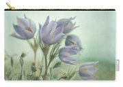 On The Crocus Bluff Carry-all Pouch
