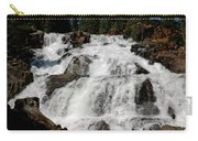 On The Rocks Glen Alpine Falls Carry-all Pouch