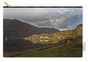 On The Shore Of Loch Duich Carry-all Pouch