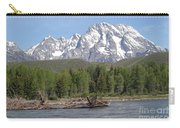 On The Snake River Carry-all Pouch