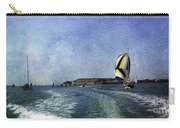 On The Water 2 - Venice Carry-all Pouch