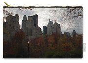 One Light On In Central Park Carry-all Pouch