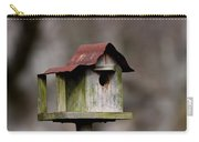 One Room Shack - Bird House Carry-all Pouch