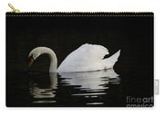 One Swan Carry-all Pouch