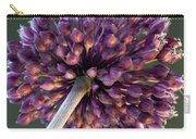 Onion Flower Carry-all Pouch