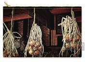 Onions Drying Carry-all Pouch