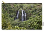 Opaekaa Falls Carry-all Pouch