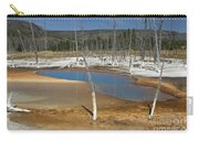 Opalescent Pool Of Yellowstone Carry-all Pouch