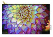 Open For Pleasure Flowart Carry-all Pouch