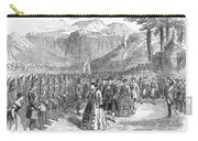 Opera: Grand Duchess, 1867 Carry-all Pouch by Granger