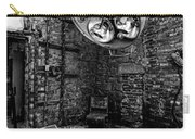 Operating Room - Eastern State Penitentiary - Black And White Carry-all Pouch