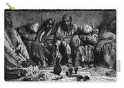 Opium Addicts, 1868 Carry-all Pouch