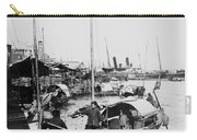 Opium Trader - Hong Kong Harbor - C 1901 Carry-all Pouch