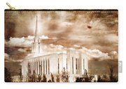 Oquirrh Mr Tmp Carry-all Pouch by La Rae  Roberts