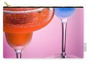 Orange Cobalt Margarita Carry-all Pouch