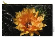 Orange Echinopsis Flower  Carry-all Pouch