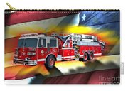 Orange Fire Auth T43 Carry-all Pouch