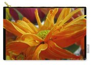 Orange Juice Daisy Carry-all Pouch