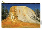 Orange Mound Carry-all Pouch