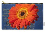 Orange Mum Carry-all Pouch