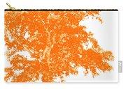 Orange Oak Carry-all Pouch