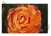 Orange Rose 3 Carry-all Pouch