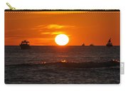 Orange Sunset I Carry-all Pouch