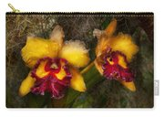 Orchid - Cattleya - Dripping With Passion  Carry-all Pouch
