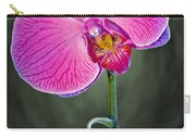 Orchid And Buds Carry-all Pouch