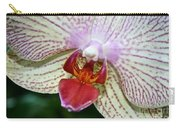 Orchid Close Up Carry-all Pouch
