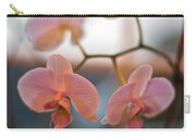 Orchid Gathering Carry-all Pouch