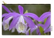 Orchid Pleione Formosana Flowers Carry-all Pouch