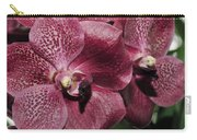 Orchid Vanda And Ascocenda Hybrid II Carry-all Pouch
