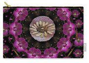 Orchids And Fantasy Flowers Carry-all Pouch