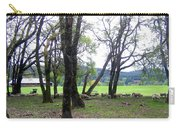 Oregon Sheep Farm Carry-all Pouch