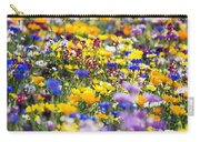 Oregon Wildflowers Carry-all Pouch