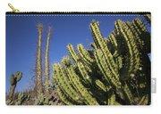 Organ Pipe Cactus Stenocereus Thurberi Carry-all Pouch