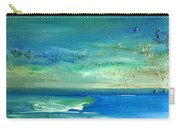 Organic Seascape Carry-all Pouch