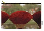 Oriental Hue Carry-all Pouch
