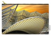 Oriente Station Carry-all Pouch by Carlos Caetano