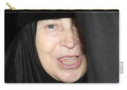Orthodox Woman At Nativity Church Carry-all Pouch