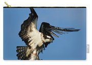 Osprey And Rainbow Trout Carry-all Pouch