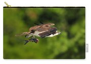 Osprey Inflight At Blue Cypress Lake Carry-all Pouch