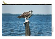 Osprey With Catch. Carry-all Pouch