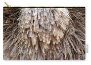 Ostrich Fluff Carry-all Pouch
