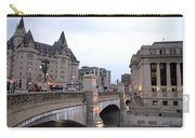 Ottawa Night View Carry-all Pouch
