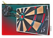 Out Of Bounds Bullseye Carry-all Pouch